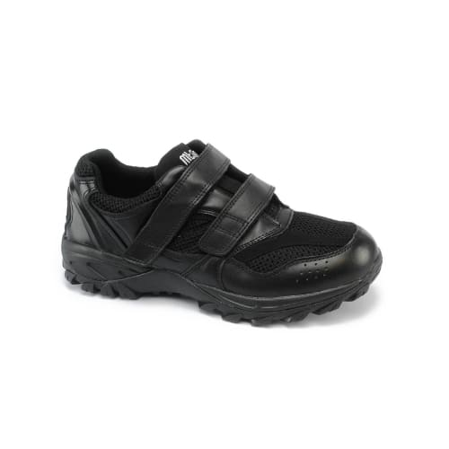 Mt. Emey 9702-1V Black - Mens Explorer I Shoes With Straps - Shoes
