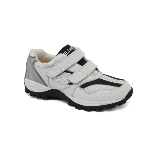 Mt. Emey 9702-3V White - Mens Explorer I White Straps - Shoes