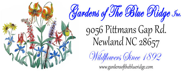 Gardens of The Blue Ridge