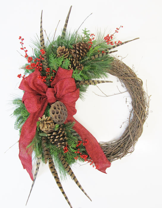 Fantasy Woodland Wreath