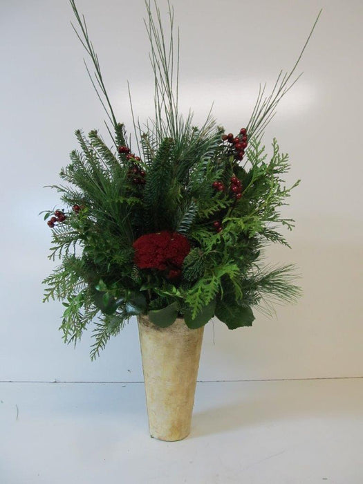 Birch Vase Arrangement