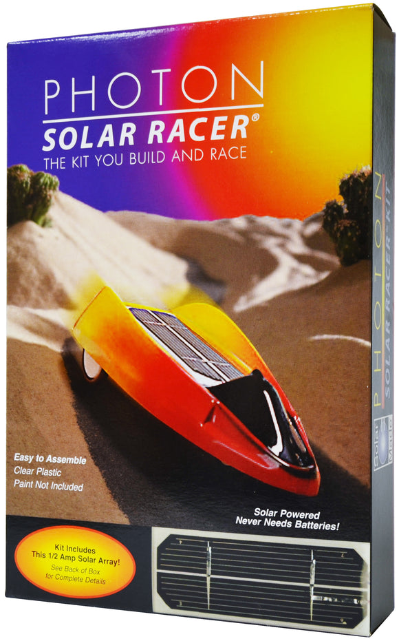 Photon Solar Racer Kit