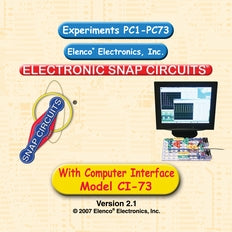 Snap Circuit Computer Interface for Snap Circuits®