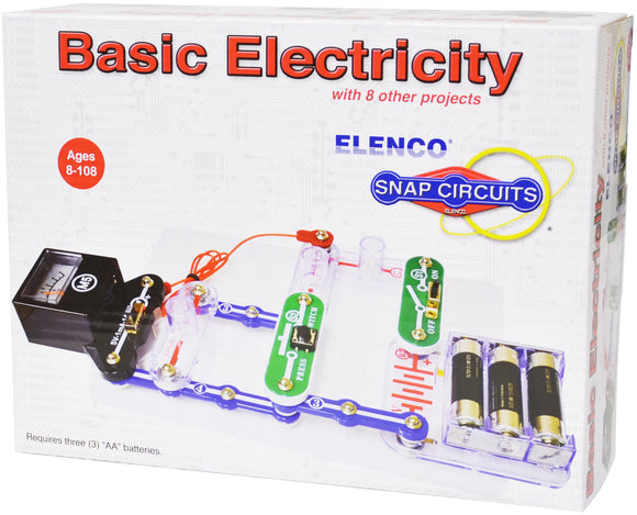 Snap Circuits® Basic Electricity