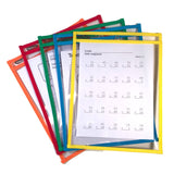 Classroom Pack: Dry Erase Sheet Pockets