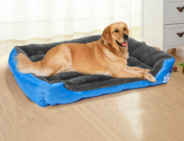 Durable & Breathable Soft Material Warming Dog Bed