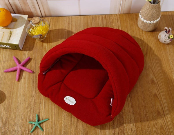 Quality Polar Fleece Material Small Dog or Cat Bed