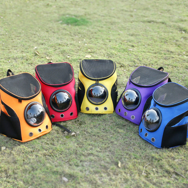 Cat/Dog Capsule Outdoor Carrier