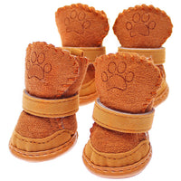 New Cute Winter/Warm Dog Shoe