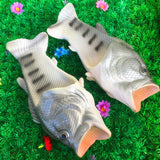 Fish Flops - Fish shaped sandals / slippers for men, women, and kids!