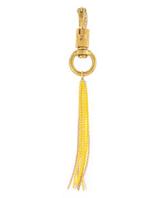 Gold/Yellow Jacobus Keychain