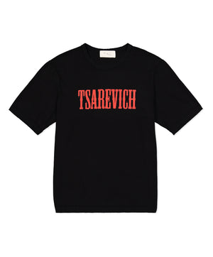 Black Tourist Tsarevich T-Shirt