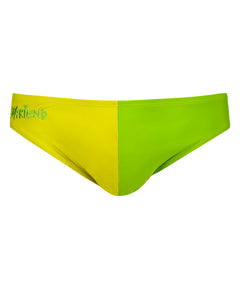 Green/Lime Boyfriend Speedo