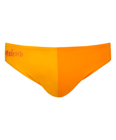 Orange/Yellow Boyfriend Speedo