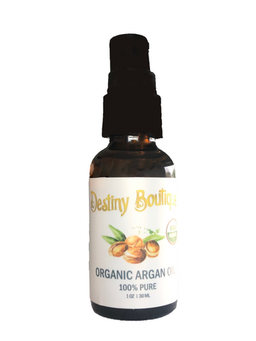 Raw Argan Oil