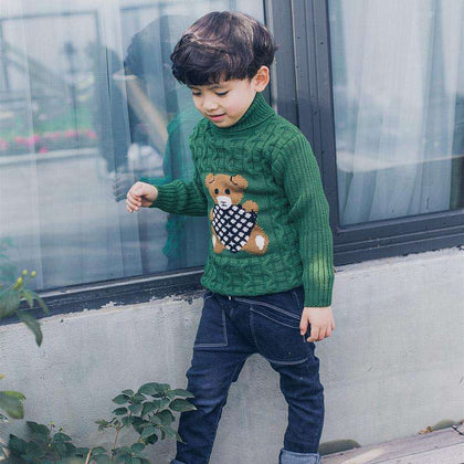 LuxKick Store:Teddy Sweater