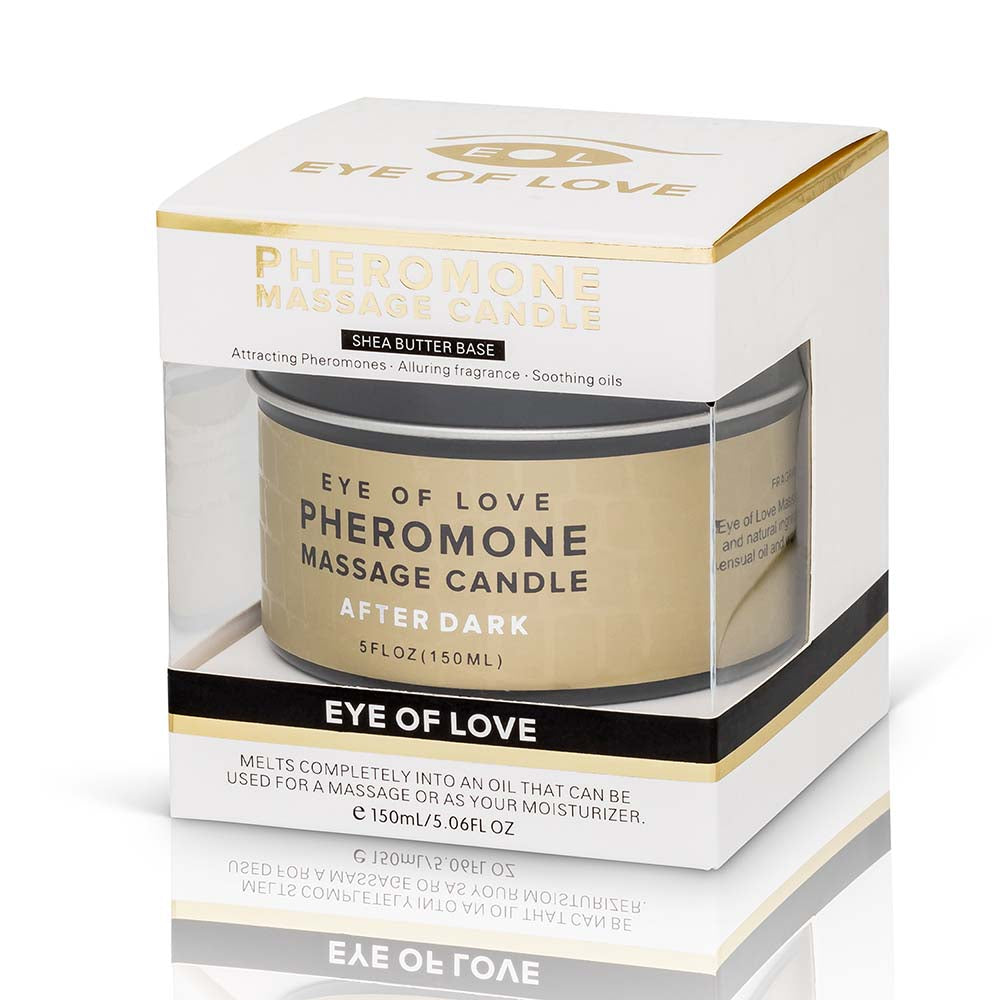 After Dark Massage Candle + Free Pheromone Parfum Sample