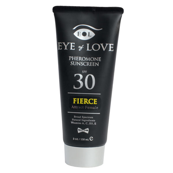 Fierce Pheromone Sunscreen SPF30