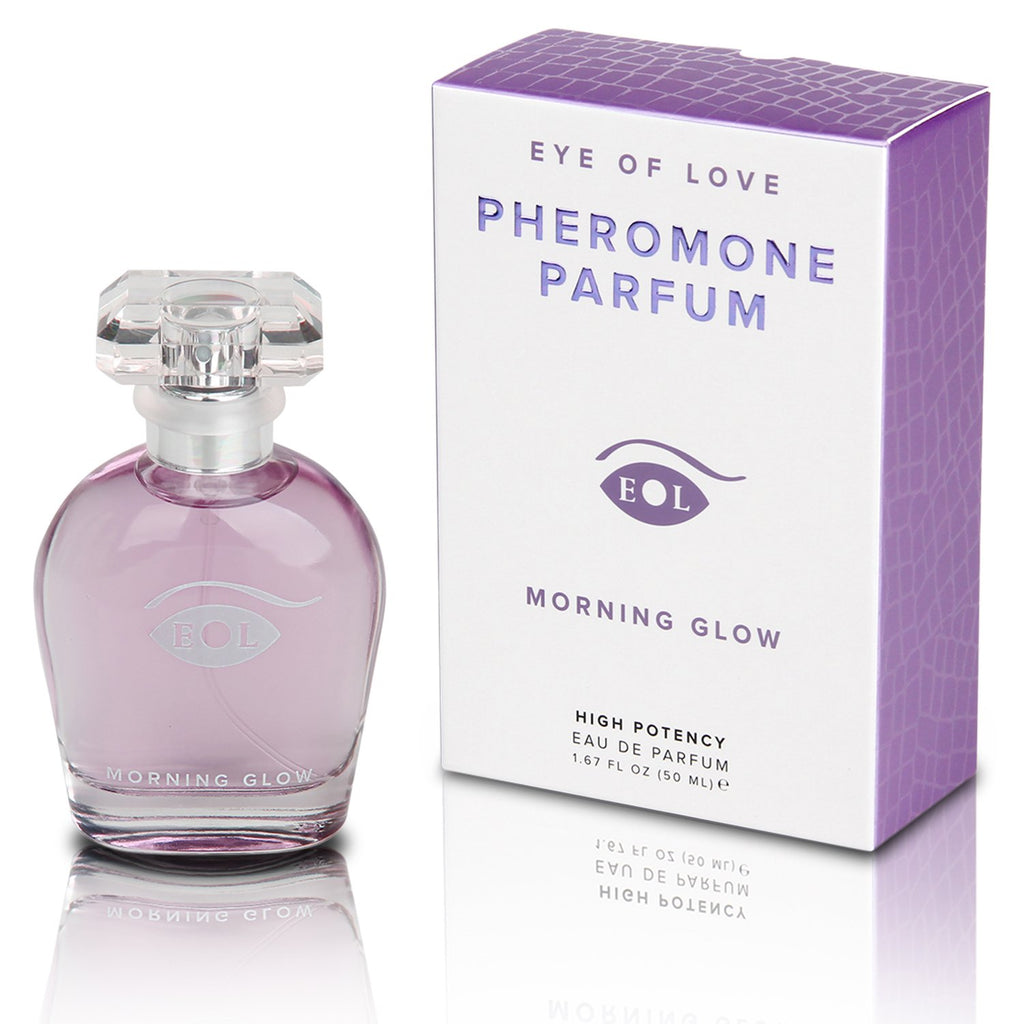 Eye of Love Morning Glow Deluxe Pheromone Parfum