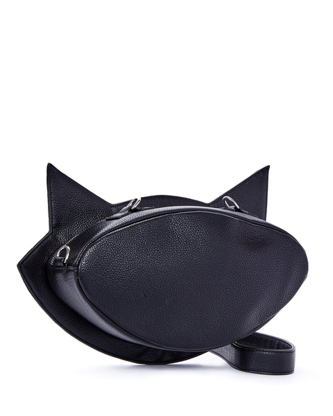 Meowzer Tote Black Matte - Mini Atomic Totes