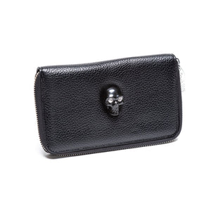 Black Matte Spooky Wallet