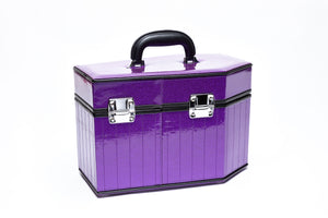 Poisonous Purple DeVille Coffin Case