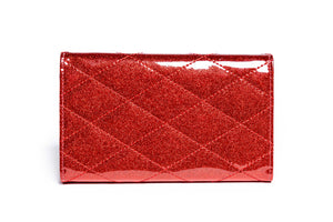 Red Rum Sparkle Route 66 Wallet