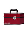 Rockwell Coffin Case Crimson Red Sparkle - Mini Atomic Totes