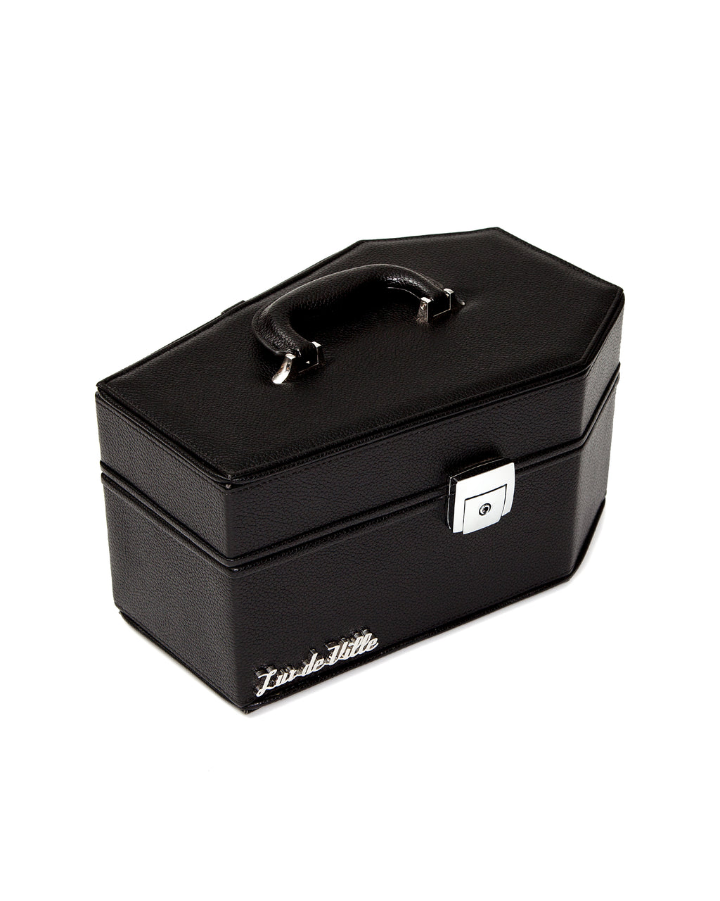 Rockwell Coffin Case Black Matte - Mini Atomic Totes