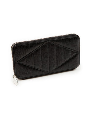 High Roller Wristlet Wallet Black Matte - Mini Atomic Totes