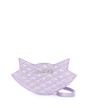 Meowzer Sash Bag Luscious Lilac Sparkle - Mini Atomic Totes