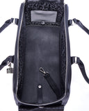Elvira Lux Pet Carrier Black Matte Web - Mini Atomic Totes