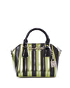 Mini Carnival Tote Green and Black Metallic - Limited Edition - Mini Atomic Totes