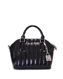 Mini Carnival Tote Black Metallic - Limited Edition - Mini Atomic Totes