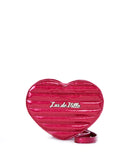 Mini Love You Tote Sizzle Pink Sparkle - Limited Edition - Mini Atomic Totes