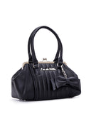 Sweet Pea Kiss Lock Black Matte - Limited Edition - Mini Atomic Totes