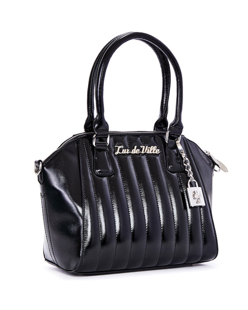 Carnival Tote Black Metallic - Limited Edition