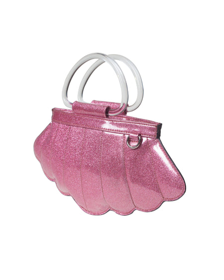 Mini Sweetheart Backpack Matte Pink