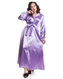 Nightcap Robe in Luscious Lilac - Mini Atomic Totes
