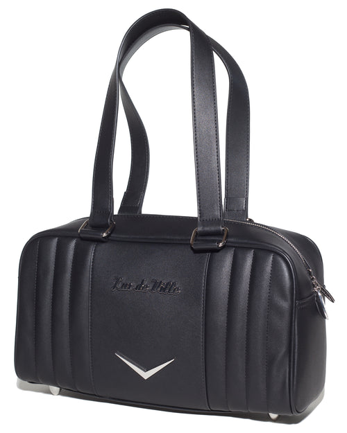 Small Carry All Tote Matte Black