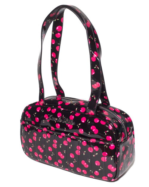 Very Cherry Cruiser Tote - Mini Atomic Totes