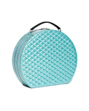 Rockwell Jet Set Box Blue Mermaid Sparkle - Mini Atomic Totes