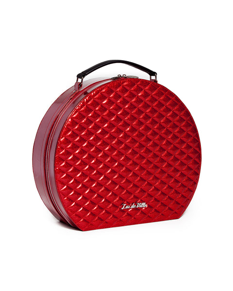 Rockwell Jet Set Box Red Venom Sparkle - Mini Atomic Totes