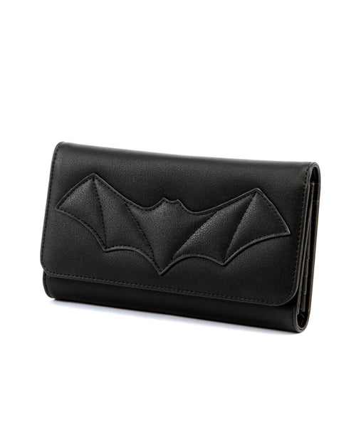 After Midnight Wallet Black