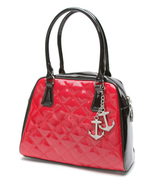 Bon Voyage Shiny Red - Mini Atomic Totes