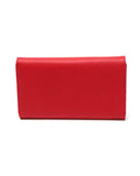 Getaway Wallet Red Matte - Mini Atomic Totes