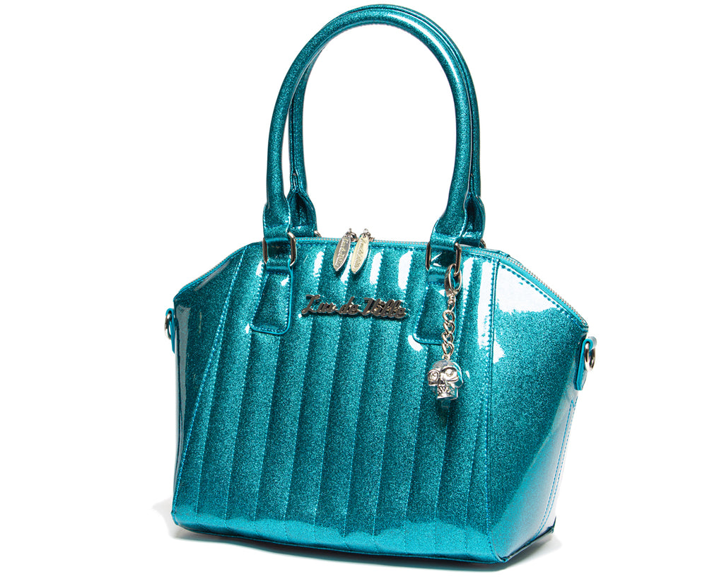 Endless Sea Sparkle Lady Vamp Handbag - Mini Atomic Totes