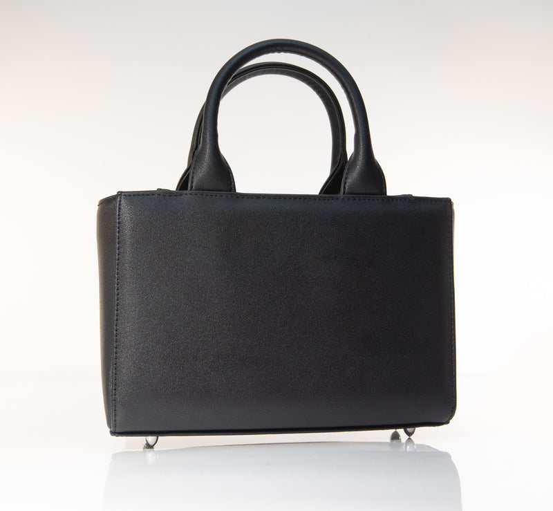 Mini Itsy Bitsy Tote Black Matte - Mini Atomic Totes