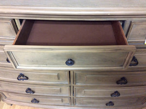 Pennington 11 Drawer Double Dresser Chest