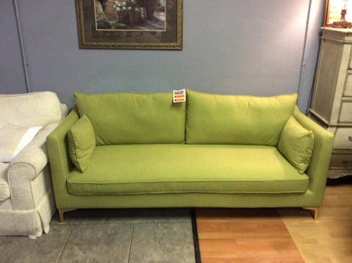 Bluefield Sofa, Wheatgrass Green